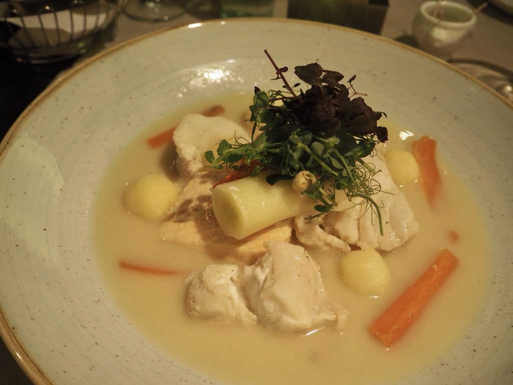 ベルギー料理1