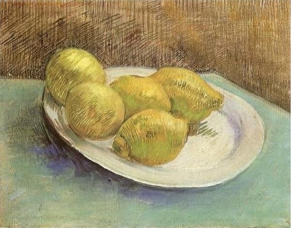 ゴッホ檸檬